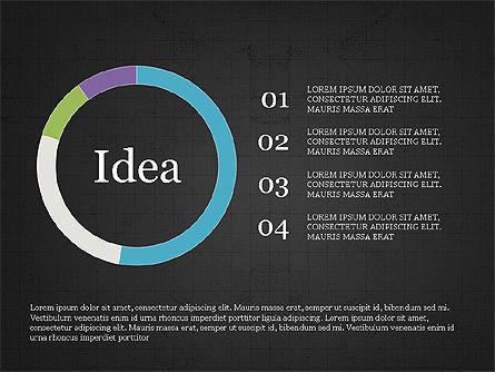 Innovation Process Diagram, Slide 16, 03928, Process Diagrams — PoweredTemplate.com