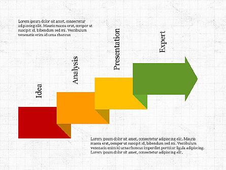 Innovation Process Diagram, Slide 2, 03928, Process Diagrams — PoweredTemplate.com
