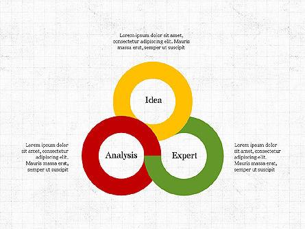 Innovation Process Diagram, Slide 3, 03928, Process Diagrams — PoweredTemplate.com