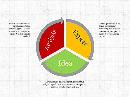 Innovation Process Diagram, Slide 5, 03928, Process Diagrams — PoweredTemplate.com