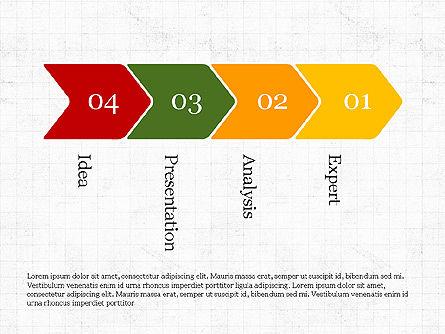 Innovation Process Diagram, Slide 6, 03928, Process Diagrams — PoweredTemplate.com