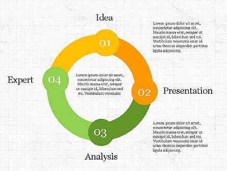 Innovation Process Diagram, Slide 7, 03928, Process Diagrams — PoweredTemplate.com