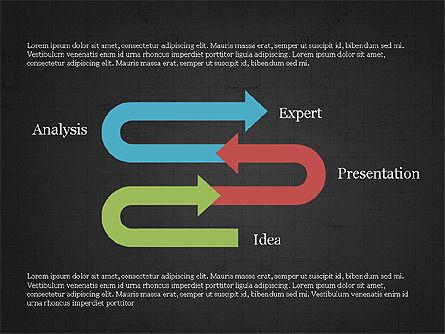 Innovation Process Diagram, Slide 9, 03928, Process Diagrams — PoweredTemplate.com