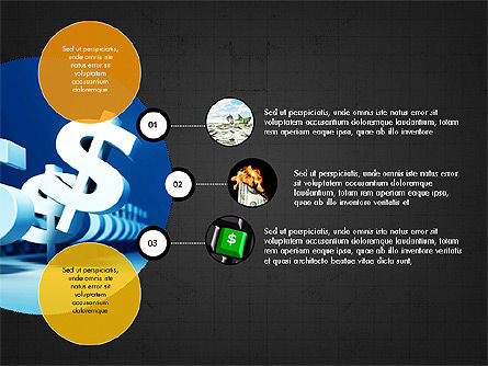 Investments Presentation Concept, Slide 12, 03929, Business Models — PoweredTemplate.com