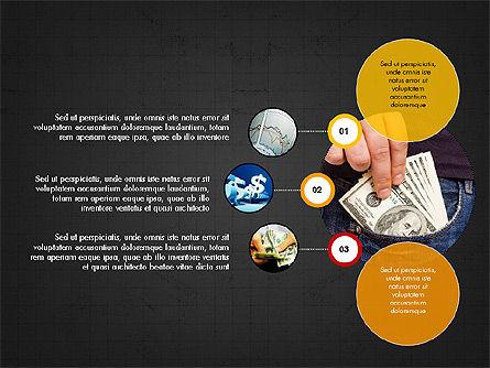 Investments Presentation Concept, Slide 14, 03929, Business Models — PoweredTemplate.com