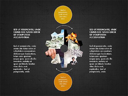 Investments Presentation Concept, Slide 16, 03929, Business Models — PoweredTemplate.com