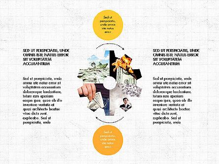Investments Presentation Concept, Slide 8, 03929, Business Models — PoweredTemplate.com