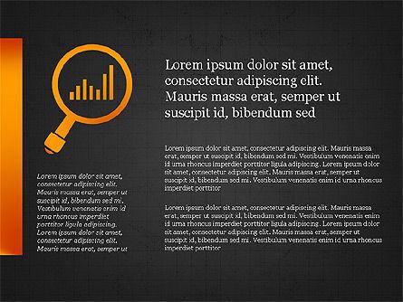 Yes Presentation Concept, Slide 10, 03930, Presentation Templates — PoweredTemplate.com