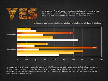 Yes Presentation Concept, Slide 13, 03930, Presentation Templates — PoweredTemplate.com