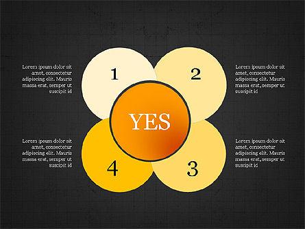 Yes Presentation Concept, Slide 15, 03930, Presentation Templates — PoweredTemplate.com