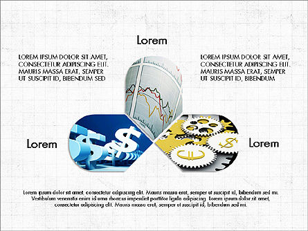 Process Diagrams: Financial Team Presentation Concept #03932