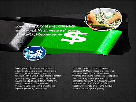 Investment Decision Presentation Deck, Slide 14, 03936, Presentation Templates — PoweredTemplate.com