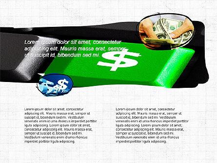 Investment Decision Presentation Deck, Slide 6, 03936, Presentation Templates — PoweredTemplate.com