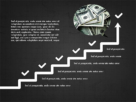 Online Finances Presentation Concept, Slide 14, 03937, Presentation Templates — PoweredTemplate.com