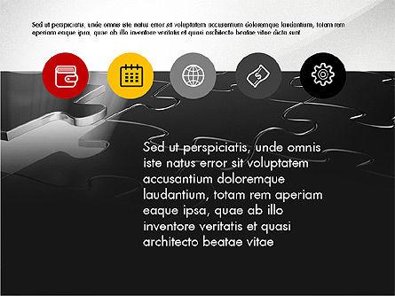 Online Finances Presentation Concept, Slide 2, 03937, Presentation Templates — PoweredTemplate.com