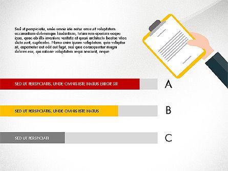 Online Finances Presentation Concept, Slide 8, 03937, Presentation Templates — PoweredTemplate.com