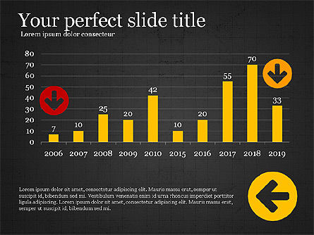 Economic Indicators Presentation Slides, Slide 10, 03938, Presentation Templates — PoweredTemplate.com