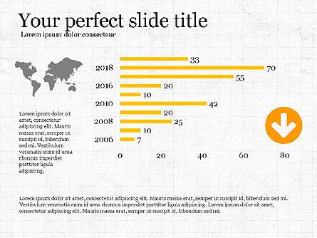 Economic Indicators Presentation Slides, Slide 8, 03938, Presentation Templates — PoweredTemplate.com