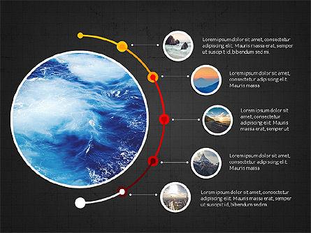 Timeline and Options Slide Deck, Slide 10, 03939, Timelines & Calendars — PoweredTemplate.com