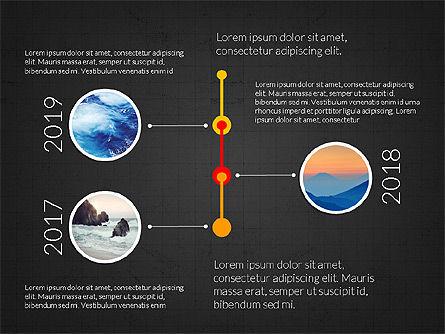 Timeline and Options Slide Deck, Slide 11, 03939, Timelines & Calendars — PoweredTemplate.com