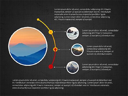 Timeline and Options Slide Deck, Slide 14, 03939, Timelines & Calendars — PoweredTemplate.com