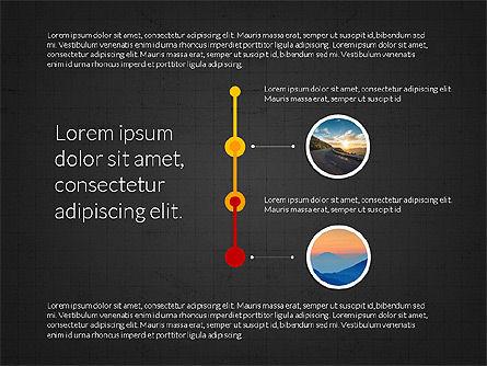 Timeline and Options Slide Deck, Slide 16, 03939, Timelines & Calendars — PoweredTemplate.com