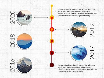 Timeline and Options Slide Deck, Slide 5, 03939, Timelines & Calendars — PoweredTemplate.com