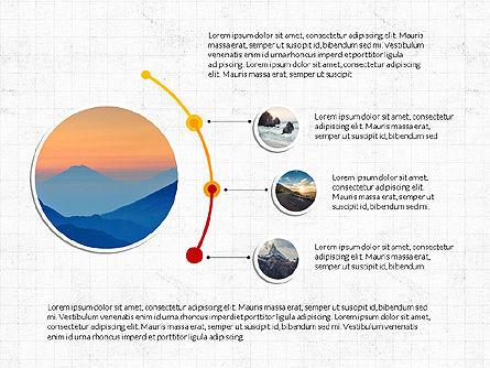 Timeline and Options Slide Deck, Slide 6, 03939, Timelines & Calendars — PoweredTemplate.com