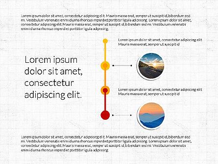 Timeline and Options Slide Deck, Slide 8, 03939, Timelines & Calendars — PoweredTemplate.com