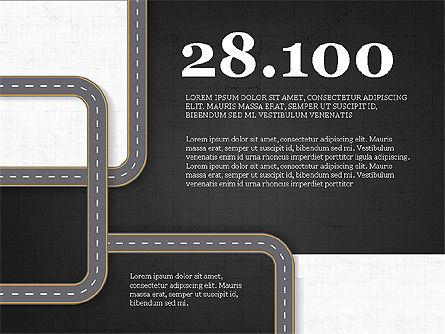 Roadmap Presentation Deck, Slide 10, 03942, Business Models — PoweredTemplate.com