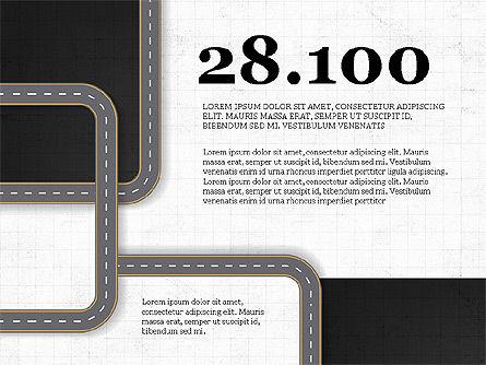 Roadmap Presentation Deck, Slide 2, 03942, Business Models — PoweredTemplate.com