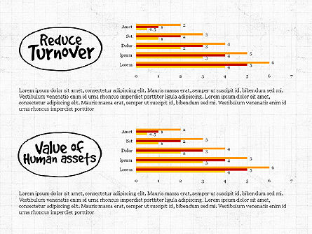 Employee Training Process Diagram, Slide 5, 03945, Business Models — PoweredTemplate.com