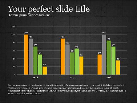 Years Comparison Infographic Slides, Slide 11, 03946, Infographics — PoweredTemplate.com