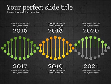 Years Comparison Infographic Slides, Slide 12, 03946, Infographics — PoweredTemplate.com