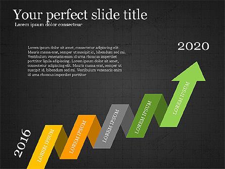 Years Comparison Infographic Slides, Slide 14, 03946, Infographics — PoweredTemplate.com