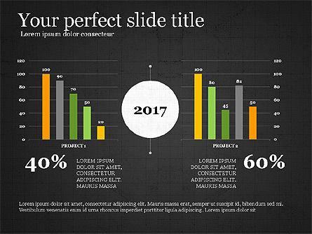 Years Comparison Infographic Slides, Slide 15, 03946, Infographics — PoweredTemplate.com