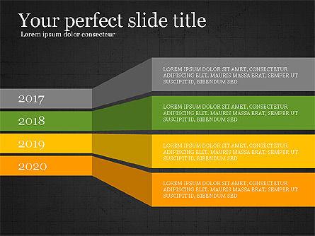 Years Comparison Infographic Slides, Slide 16, 03946, Infographics — PoweredTemplate.com