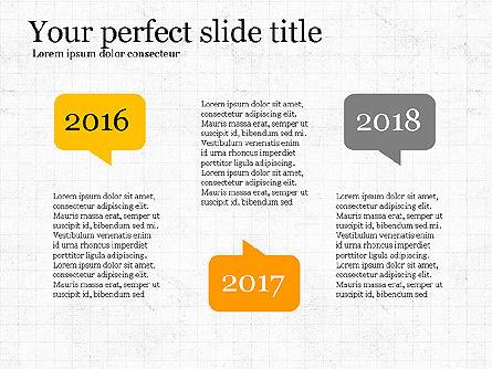 Years Comparison Infographic Slides, Slide 5, 03946, Infographics — PoweredTemplate.com