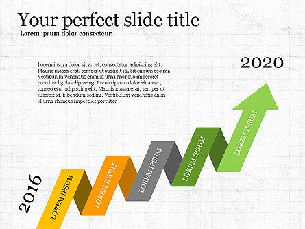 Years Comparison Infographic Slides, Slide 6, 03946, Infographics — PoweredTemplate.com