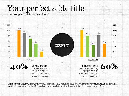 Years Comparison Infographic Slides, Slide 7, 03946, Infographics — PoweredTemplate.com