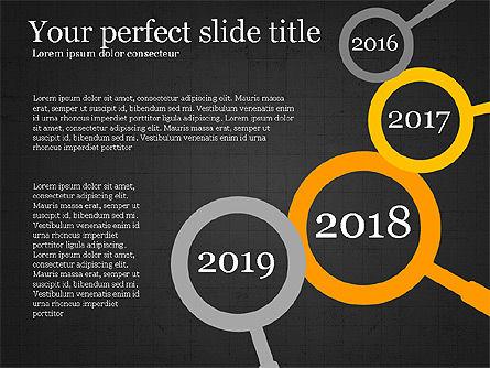 Years Comparison Infographic Slides, Slide 9, 03946, Infographics — PoweredTemplate.com