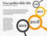 Infographics: Years Comparison Infographic Slides #03946