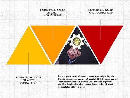 Four Steps Presentation Concept, Slide 7, 03948, Stage Diagrams — PoweredTemplate.com