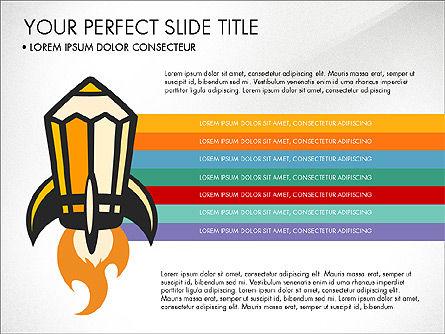 Plan and Run a Startup Presentation Concept, Slide 3, 03953, Presentation Templates — PoweredTemplate.com