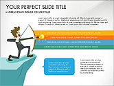 Presentation Templates: Plan and Run a Startup Presentation Concept #03953