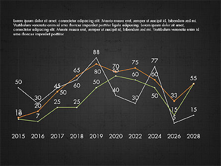 Summary Report Presentation Deck, Slide 10, 03955, Data Driven Diagrams and Charts — PoweredTemplate.com