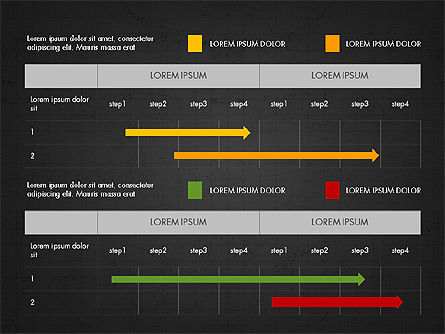 Summary Report Presentation Deck, Slide 15, 03955, Data Driven Diagrams and Charts — PoweredTemplate.com