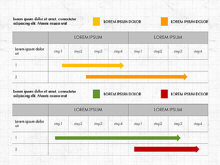 Summary Report Presentation Deck, Slide 7, 03955, Data Driven Diagrams and Charts — PoweredTemplate.com