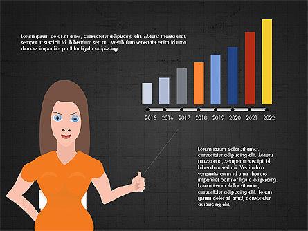Fundraising Presentation Concept, Slide 12, 03957, Presentation Templates — PoweredTemplate.com