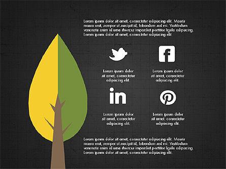 Fundraising Presentation Concept, Slide 16, 03957, Presentation Templates — PoweredTemplate.com